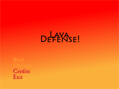 Lava Defense